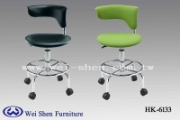 Cens.com Bar stools with Casters, Modern Office Chair, Computer Chair,  Beauty Salon Furniture WEI SHEN STEEL FURNITURE CO., LTD.